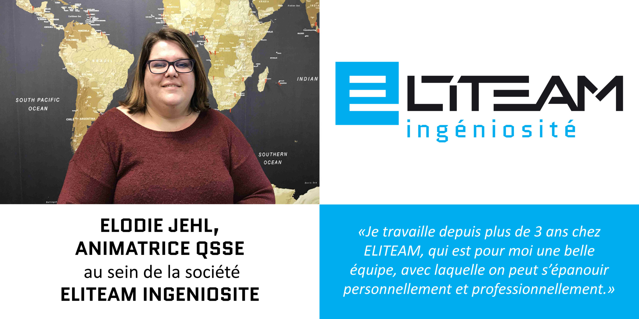 Interview Elodie Jehl – Animatrice QSSE
