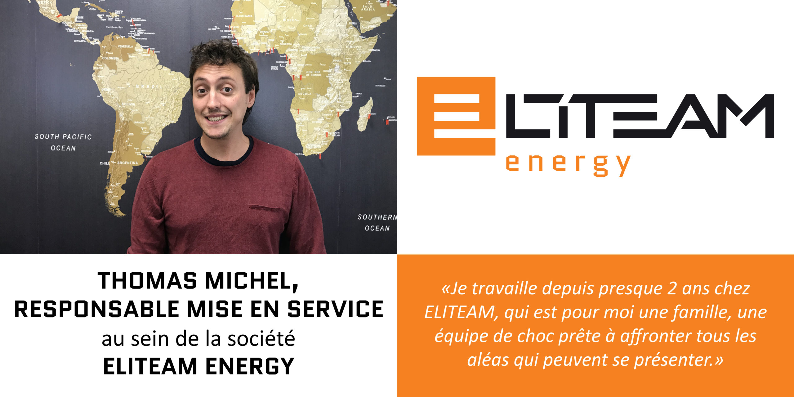 Interview Thomas Michel – Responsable Mise en Service